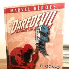 Cómics: DAREDEVIL: EL OCASO DE LOS ÍDOLOS - ANN NOCENTI MARVEL HEROES #55. Lote 245090765