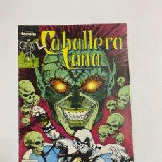 Cómics: CABALLERO LUNA. Nº 3 - LA LOCURA DE LOS SUEÑOS. COMICS FORUM.. Lote 245170485
