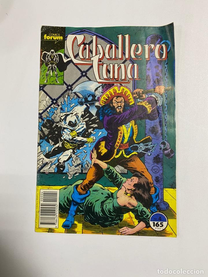 CABALLERO LUNA. Nº 4 - LA LOCURA DE LOS SUEÑOS. COMICS FORUM. (Tebeos y Comics - Forum - Otros Forum)