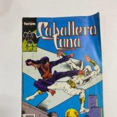 Cómics: CABALLERO LUNA. Nº 5 - BALANCES Y DEUDAS 2ª PARTE. COMICS FORUM.. Lote 245170655