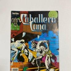 Cómics: CABALLERO LUNA. Nº 2 - LA NOCHE DEL CHACAL 2ª PARTE. COMICS FORUM.. Lote 245170790