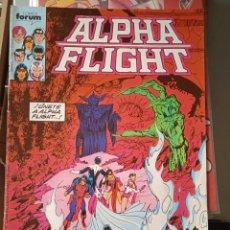 Cómics: ALPHA FLIGHT 19 VOL.1 # N. Lote 160421414