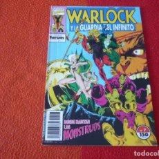 Cómics: WARLOCK Y LA GUARDIA DEL INFINITO Nº 7 ( STARLIN ) ¡MUY BUEN ESTADO! FORUM MARVEL. Lote 245175630