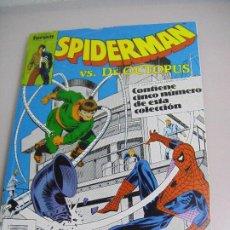 Cómics: SPIDERMAN Nº 171 AL 175 - RETAPADO - ED. FORUM. Lote 245296805