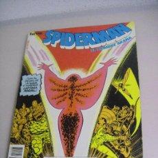 Cómics: SPIDERMAN Nº 116 AL 120 - RETAPADO - ED. FORUM. Lote 245297105