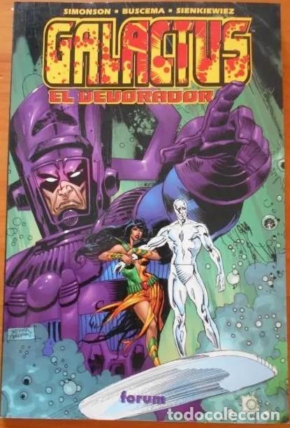GALACTUS EL DEVORADOR - FORUM (2000) (Tebeos y Comics - Forum - Prestiges y Tomos)