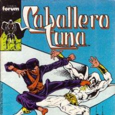Cómics: COMIC CABALLERO LUNA, Nº 5 - FORUM. Lote 245309430
