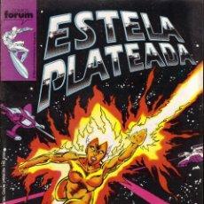 Cómics: COMIC ESTELA PLATEADA, Nº 9 - FORUM. Lote 245311125