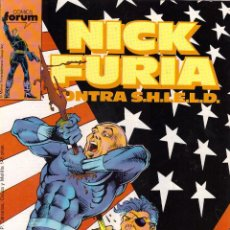 Cómics: COMIC NICK FURIA CONTRA SHIELD, Nº 9 - FORUM. Lote 245311840