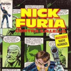 Cómics: COMIC NICK FURIA CONTRA SHIELD, Nº 3 - FORUM. Lote 245311855