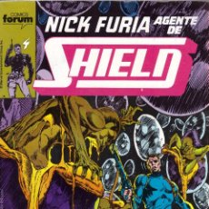 Cómics: COMIC NICK FURIA AGENTE DE SHIELD, Nº 5 - FORUM. Lote 245311910