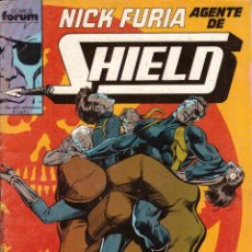 Cómics: COMIC NICK FURIA AGENTE DE SHIELD, Nº 3 - FORUM. Lote 245311935