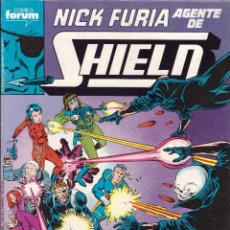 Cómics: COMIC NICK FURIA AGENTE DE SHIELD, Nº 2 - FORUM. Lote 245312015