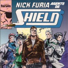 Cómics: COMIC NICK FURIA AGENTE DE SHIELD, Nº 1 - FORUM. Lote 245312025