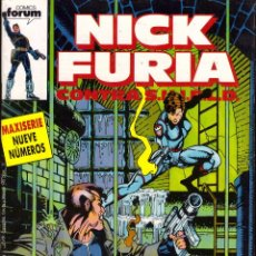 Cómics: COMIC NICK FURIA CONTRA SHIELD, Nº 2 - FORUM. Lote 245312040