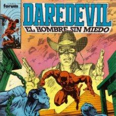 Cómics: COMIC DAREDEVIL. EL HOMBRE SIN MIEDO, VOL. 1, Nº 38 - FORUM. Lote 245312405