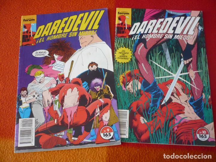 DAREDEVIL VOL. 2 NºS 9 Y 10 ( NOCENTI ROMITA ) ¡MUY BUEN ESTADO! FORUM MARVEL (Tebeos y Comics - Forum - Daredevil)