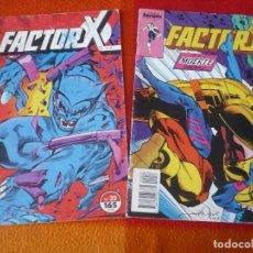 Cómics: FACTOR X VOL. 1 NºS 32 Y 33 ( SIMONSON ) FORUM MARVEL. Lote 245347525