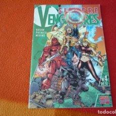 Cómics: SIEMPRE VENGADORES Nº 4 ( BUSIEK PACHECO ) FORUM MARVEL. Lote 245348150