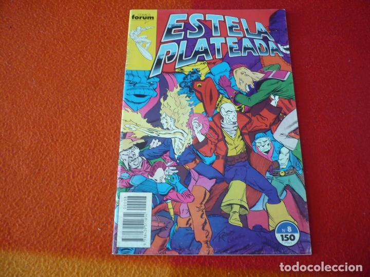 ESTELA PLATEADA VOL. 1 Nº 8 ( ENGLEHART ) FORUM MARVEL SILVER SURFER (Tebeos y Comics - Forum - Otros Forum)