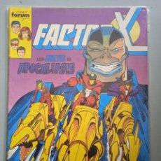 Cómics: FACTOR X 18 PRIMERA EDICIÓN FORUM. Lote 245355585