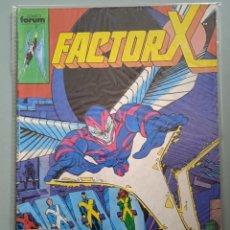 Cómics: FACTOR X 22 PRIMERA EDICIÓN FORUM. Lote 245355815