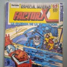 Cómics: FACTOR X ESPECIAL INVIERNO PRIMERA EDICIÓN FORUM. Lote 245359360