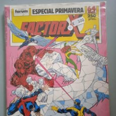 Cómics: FACTOR X ESPECIAL PRIMAVERA 1989 PRIMERA EDICIÓN FORUM. Lote 245359445