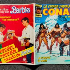 Comics : ¡¡LIQUIDACION COMIC 1 EURO!! PEDIDO MINIMO 5 EUROS - LA ESPADA SALVAJE DE CONAN Nº 59 - COMICS FORUM. Lote 245374395