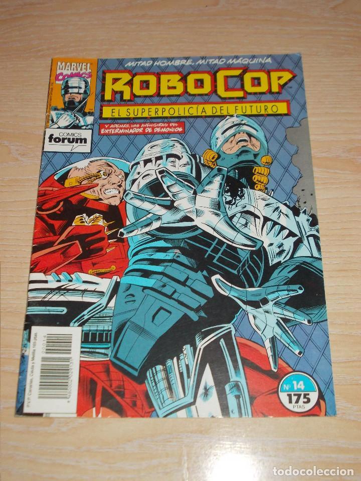 ROBOCOP Nº 14. FORUM (Tebeos y Comics - Forum - Otros Forum)