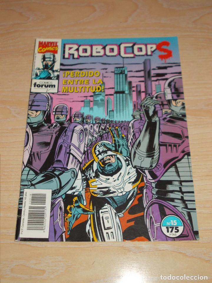 ROBOCOP Nº 15. FORUM (Tebeos y Comics - Forum - Otros Forum)