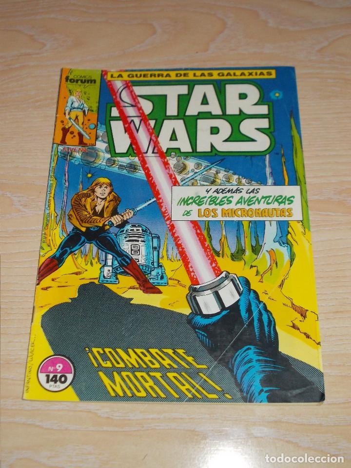 STAR WARS Nº 9. FORUM (Tebeos y Comics - Forum - Otros Forum)