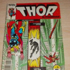 Cómics: THOR VOL-1 Nº 15 .FORUM. Lote 245385150