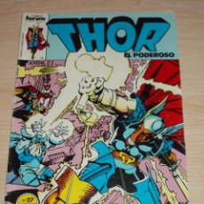 Cómics: THOR VOL-1 Nº 27 .FORUM. Lote 245385450