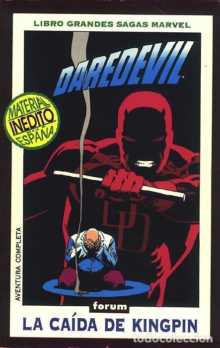 GRANDES SAGAS: DAREDEVIL - LA CAIDA DE KINGPIN - FORUM (Tebeos y Comics - Forum - Daredevil)