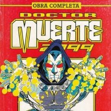 Fumetti: OBRA COMPLETA. DOCTOR MUERTE 2099 FORUM. DOOM 2099.. Lote 245564425