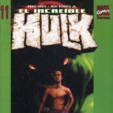 Cómics: EL INCREIBLE HULK VOLUMEN 5 NÚMERO 11 (BRUCE JONES Y MIKE DEODATO JR) FORUM. Lote 245567685