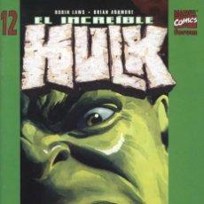 Cómics: EL INCREIBLE HULK VOLUMEN 5 NÚMERO 12 (FORUM). Lote 245567870