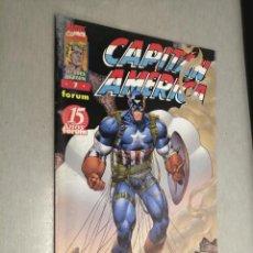 Comics : CAPITÁN AMÉRICA HÉROES REBORN Nº 7 / MARVEL - FORUM. Lote 245636410
