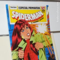 Cómics: SPIDERMAN EL HOMBRE ARAÑA ESPECIAL PRIMAVERA 1989 MARVEL - FORUM. Lote 245636665