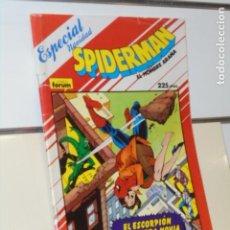 Cómics: SPIDERMAN EL HOMBRE ARAÑA ESPECIAL NAVIDAD MARVEL - FORUM. Lote 245637465