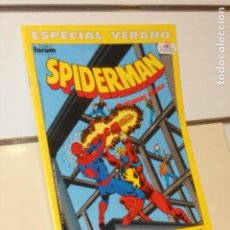 Cómics: SPIDERMAN EL HOMBRE ARAÑA ESPECIAL VERANO CHRIS CLAREMONT MARVEL - FORUM. Lote 245638690