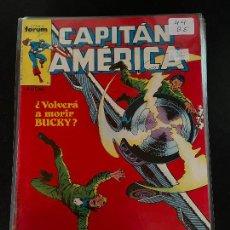 Comics : FORUM CAPITAN AMERICA NUMERO 44 BUEN ESTADO. Lote 245641270
