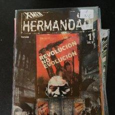 Cómics: FORUM X-MEN HERMANDAD NUMERO 1 NORMAL ESTADO. Lote 245645430