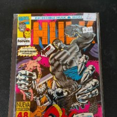 Cómics: FORUM INCREDIBLE HULK & IRON MAN NUMERO 2 BUEN ESTADO. Lote 245651760