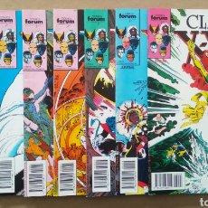 Cómics: LOTE CLASSIC X-MEN N°1-2-3-4-5-7-8-9-10-12-13-14-16-18-19-20 (FORUM, 1988-1990). CHRIS CLAREMONT.. Lote 245719640