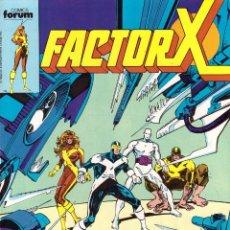 Cómics: COMIC FACTOR X, Nº 27 - FORUM. Lote 245724560