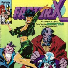 Cómics: COMIC FACTOR X, Nº 28 - FORUM. Lote 245724600