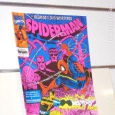 Cómics: SPIDERMAN EL HOMBRE ARAÑA VOL. 1 Nº 255 MARVEL - FORUM. Lote 245947725