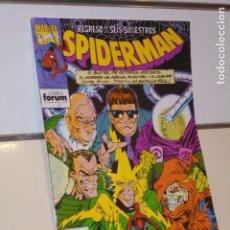 Cómics: SPIDERMAN EL HOMBRE ARAÑA VOL. 1 Nº 257 MARVEL - FORUM. Lote 245948490